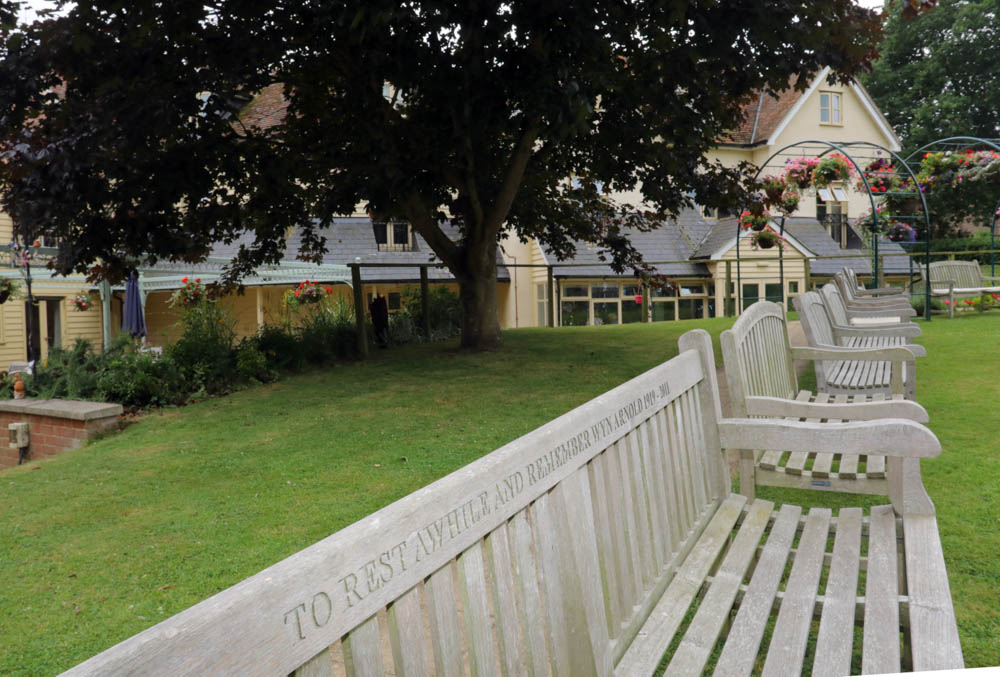 The Gardens at the New Deanery residential care home